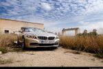 BMW Z4 sDrive35i Test - Front Ansicht vorne Kühlergrill Frontscheinwerfer Stoßstange
