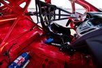Ford Focus Race Car Concept ST Touren Rennwagen Innenraum Cockpit Interieur Käfig 2.0 EcoBoost SCTi Turbo Vierzylinder