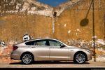 BMW 535i GT (Gran Tourismo) Test - Seiten Ansicht seitlich Felge vorne hinten