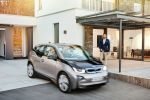 BMW Connected Smarthome Digitalisierung BMW i3 Haus Wohnung Auto Infotainment Vernetzung Smartphone App Smartwatch Smarthome Open Mobility Cloud Internet Allseen Alliance Mobility Mirror Spiegel AirTouch