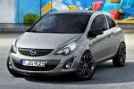 Germanys Next Topmodell Lena Gercke Opel Corsa Color Elegance Benzin 1.3 1.7 CDTI Diesel 1.2 1.4 1.6 Turbo Front Seite Ansicht