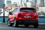 Mazda CX-5 Kompakt Crossover SUV Kodo Soul of Motion SKYACTIV D 2.2 G 2.0 Turbo i-stop SCR SCBS Heck Ansicht