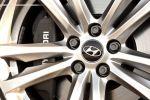 hyundai genesis coupe gt 3.8 v6 test - hyundai genesis coupe gt 3.8 V6 turbo limited edition rad felge