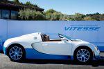 Bugatti Veyron 16.4 Grand Sport Vitesse 8.0 V16 Cabrio Lackierung Typ 37A The Quail Lodge Seite Ansicht