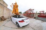 Senner Tuning Audi TT RS Heck Ansicht 2.5 TFSI Fünfzylinder Work Varianza T1S