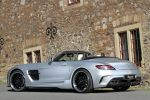 Inden Design Mercedes-Benz SLS AMG Roadster Borrasca 6.2 V8 Heck Seite