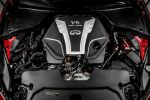 Infiniti Q50 2016 Sport Limousine 3.0 V6 Twinturbo Biturbo Dynamic Digital Suspension DDS Direct Adaptive Steering DAS Drive Mode Selector DMS Active Lane Control RACK