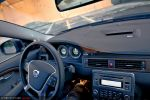 Volvo S80 V8 AWD Test - Innenraum Cockpit Mittelkonsole Lenkrad