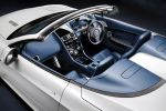 Aston Martin V8 Vantage S Roadster 4.7 V8 Sportshift II Innenraum Interieur Cockpit