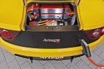 Artega SE Sport Electric Elektro Sportwagen ZE Zero Emission Lithium Ionen Polymerzellen TFT Elektromotor