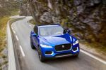 Jaguar C-X17 Concept F-Pace Performance Crossover SUV Allrad All Surface Progress Control-System ASPC Front