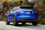 Jaguar C-X17 Concept F-Pace Performance Crossover SUV Allrad All Surface Progress Control-System ASPC Heck Seite