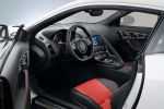 Jaguar F-Type R Coupé V8 Kompressor Launch Control Sportwagen Dynamik EAD Differential Differenzial Torque Vectoring by Braking Adaptive Dynamics SportShift DSC Interieur Innenraum Cockpit