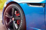 Jaguar Project 7 F-Type D-Type 5.0 V8 Sportwagen Speedster Roadster Goodwood Festival of Speed Rad Felge