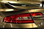 Jaguar XF 4,2 V8 Test - Heck Ansicht hinten Heckleuchten Rücklicht Scheinwerfer hinten