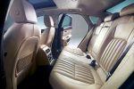 Jaguar XF Portfolio 2016 20d 30d Diesel 35t V6 Benzin Sportlimousine X260 AWD Allrad Torque Vectoring InControl Touch Pro Infotainment Smartphone App Adaptive Dynamics Adaptive Surface Response AdSR Interieur Innenraum Fond Rücksitze