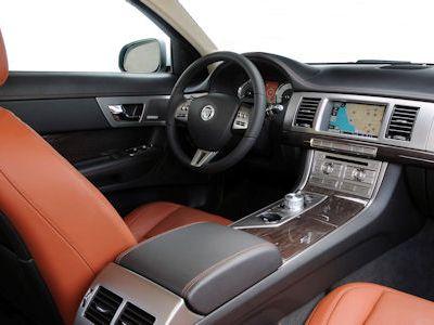 Jaguar Xf 3.0. Jaguar XF Portfolio Luxus