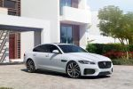Jaguar XF S 35t V6 2016 Sportlimousine X260 AWD Allrad Torque Vectoring InControl Touch Pro Infotainment Smartphone App Adaptive Dynamics Adaptive Surface Response AdSR Front Seite