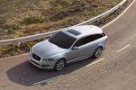 Jaguar XF Sportbrake Sportkombi 2.2 3.0 V6 Diesel Front Seite Ansicht