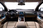 Jaguar XF Sportbrake Sportkombi 2.2 3.0 V6 Diesel Interieur Innenraum Cockpit