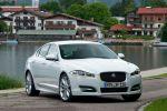 Jaguar XF Sportlimousine Business Paket Diesel Front