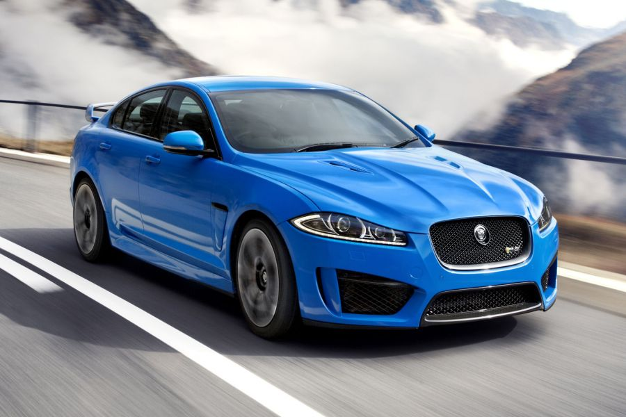 jaguar xfr s limousine jetzt im 300 km h club speed heads. Black Bedroom Furniture Sets. Home Design Ideas