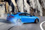 Jaguar XFR-S Sport Limousine Performance 5.0 V8 Kompressor Varuna Quickshift Heck Seite Ansicht