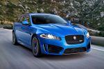 Jaguar XFR-S Sportbrake Kombi Performance 5.0 V8 Kompressor Varuna Quickshift Front