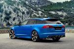 Jaguar XFR-S Sportbrake Kombi Performance 5.0 V8 Kompressor Varuna Quickshift Heck Seite