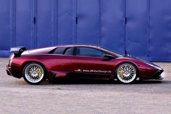 Lamborghini Murcielago Lp 640 Jb R Die Gescharfte Fahrmaschine