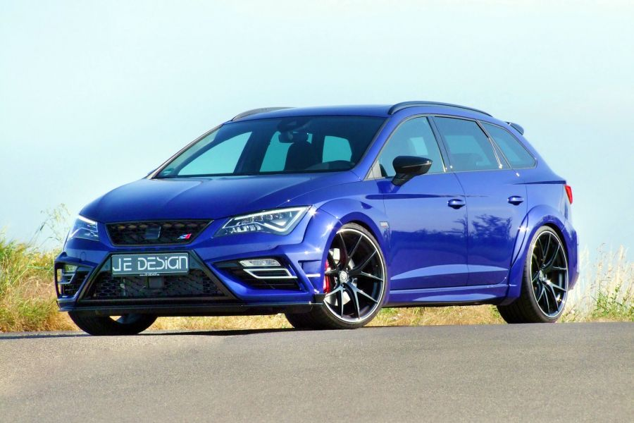 Je Design Seat Leon Cupra 300 Den Golf R Rasiert Speed