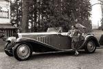 Bugatti Type 41 Royale Roadster Cabrio Achtzylinder Reihenmotor Front Seite Jean Bugatti 1932