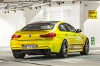PP-Performance BMW M6 RS800 Gran Coupe F13 4.4 V8 TwinPower Turbo viertüriges Coupe Tuningkit Leistungssteigerung Jimmy Pelka Heck Seite