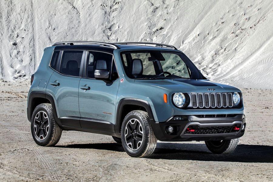 Jeep Renegade 2015: Der große Rebell unter den kleinen SUV ...