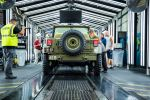 Jeep Wrangler 75th Salute 3.6 Pentastar V6 Offroad Geländewagen Willys MB Militär Oliv Lackierung Heck