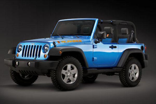 Jeep Wrangler Islander Edition Fur Das Abenteuer Am Strand Speed Heads