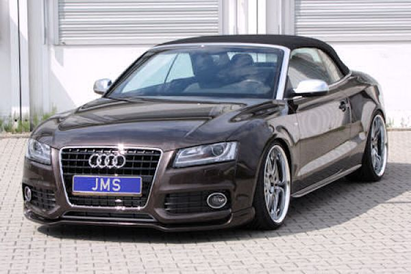 jms audi a5 cabrio racelook f r das plus an charakter speed heads. Black Bedroom Furniture Sets. Home Design Ideas