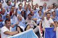 Jose-Maria Lopez blieb nach dem Titelgewinn nur wenig Zeit zum Feiern