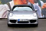 porsche 911 991 carrera 4s cabrio test - pdk allrad 3.8 sechszylinder ptm porsche traction management traktion test front ansicht