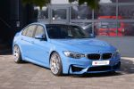 Kaege Performance BMW M3 Limousine F80 Sportwagen Sportler 3.0 TwinPower Turbo Reihensechszylinder Tuning Leistungssteigerung BBS CH-R Front Seite