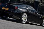 Kahn Design Ferrari 599 GTB F1 Gran Turismo V12 Sportwagen Monza Heck Seite Ansicht