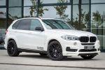 Kelleners Sport BMW X5 F15 Widebody Breitbaukit Bodykit Stylingkit xDrive50i xDrive35i xDrive30d Power Front Seite