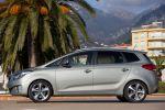 kia carens 2013 test - spirit kompaktvan familie 1.7 crdi turbodiesel ecodynamics flexsteer touchscreen seite