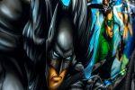 Kia Sorento Justice League Superheld Superhero DC Entertainment We can be Heroes SUV 2WD 4WD Allrad Batman Superman Wonder Woman Aquaman, Flash, Cyborg Green Lantern Charity