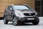Kia Sportage Facelift 2014 Komapkt SUV 2WD 4WD Allrad GDI CRDI Flex Steer Attract Vision Spirit Front