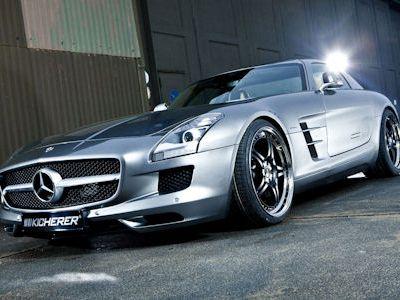 Kicherer Mercedes SLS 63 Supersport: Geschärfte Athletik mit neuen Reizen