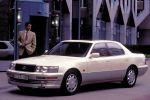 lexus ls 400 ucf10 test 1 million kilometer luxus limousine 4.0 v8 probefahrt fahrbericht review verdict front seite