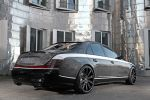 Knight Luxury Maybach 57 S Sir Maybach Tuning Carbon Luxus-Limousine V12 Heck Seite