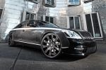 Knight Luxury Maybach 57 S Sir Maybach Tuning Carbon Luxus-Limousine V12 Front Seite