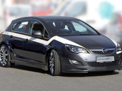 Königseder Opel Astra J